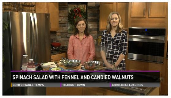 WBIR Fennel Recipe