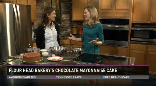 Flour Head Bakery Chocolate Mayonnaise
