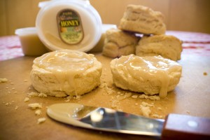 Moore's Acres Whipped Honey