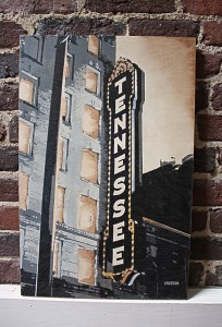 Tennessee Theatre by Lindsey Teague
